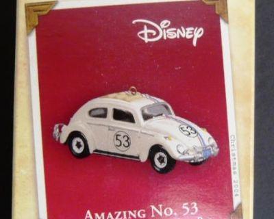 Herbie Hallmark Keepsake Xmas Ornament