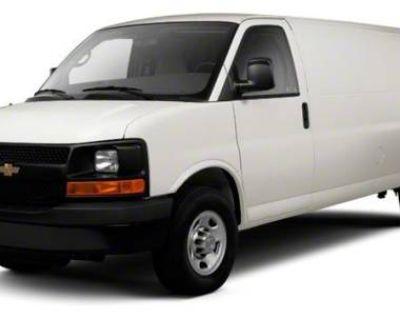 2012 Chevrolet Express Cargo Van Base