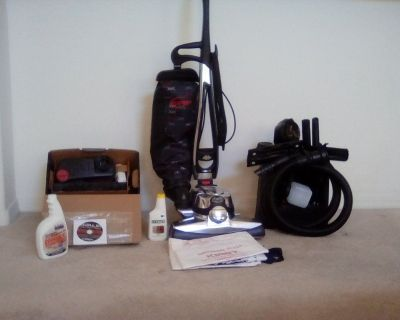 Kirby home care system