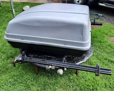 Yakima Roof Top Rack and carrier