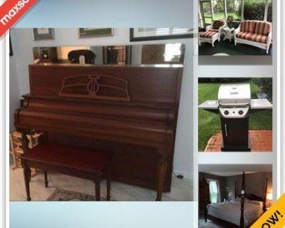 West Chester Estate Sale Online Auction - North Ashbrooke Drive