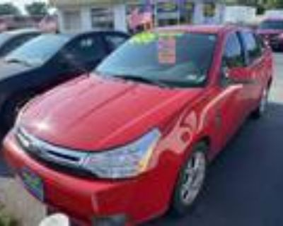 2008 Ford Focus 4dr