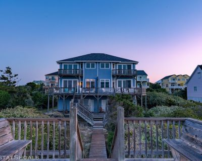 Private, Beachfront Duplex on Emerald Isle - Emerald Isle