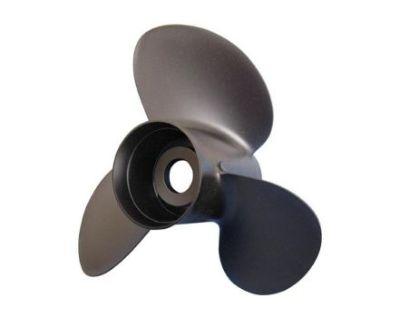 Johnson Evinrude E-tec 3 Blade Aluminum V-4 Prop Propeller 13.75 X 13 0765181