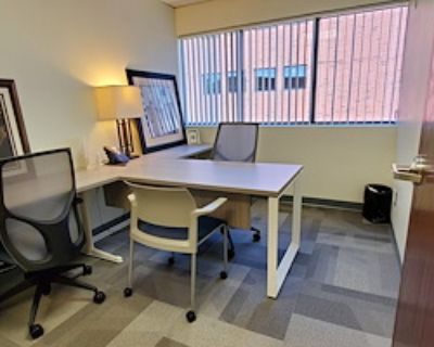 Private Office for 3 at Office Evolution - Ann Arbor