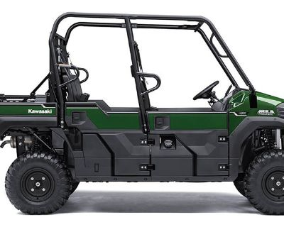 2021 Kawasaki Mule PRO-FXT EPS Utility SxS Warsaw, IN