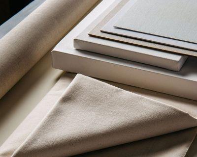 Best Quality Cotton Duck Canvas & Denier Fabric