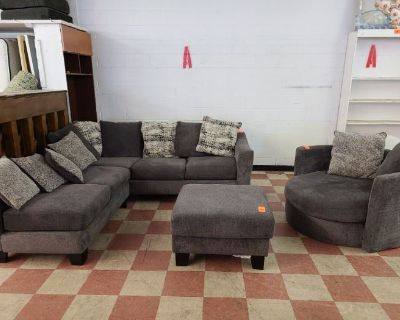 Westover Mills Estate, Multiple Local Estates, Grand Furniture Surplus & Consignments