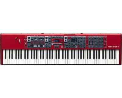 Nord Stage 3 88 Piano Fully Weighted