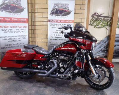 2017 Harley-Davidson CVO Street Glide Cruiser South Saint Paul, MN