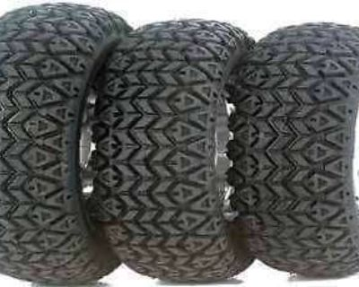 20-10-8 Carlisle All Trail 4ply Tire (set Of 4)