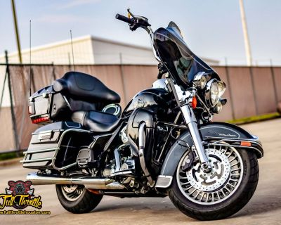 2013 Harley-Davidson Ultra Classic Electra Glide Touring Houston, TX