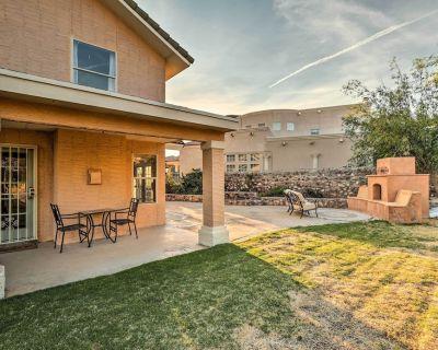 Lavish El Paso Home w/ Mountain Views - Near Golf! - El Paso