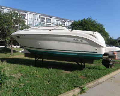 2000 Sea Ray 245 Weekender