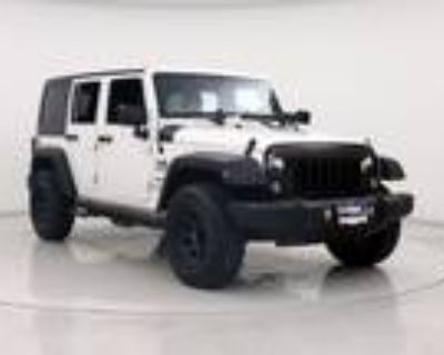 2018 Jeep Wrangler All-New Unlimited Sport