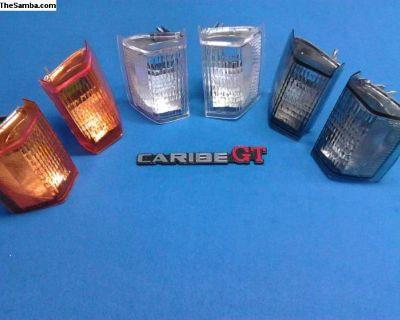 Amber ,Smokor Clear Rabbit Mk1 Turn Signal Housing