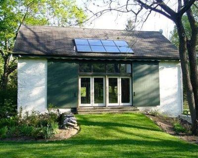 Renovate bank barn to House. 2BR 2BA