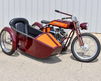 Arlen Ness Board Track and Sidecar