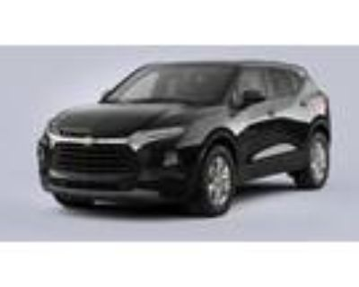 2021 Chevrolet Blazer Black, new