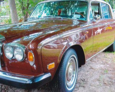 1975 Rolls-Royce Silver Cloud Coupe