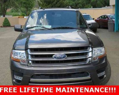 2017 Ford Expedition EL Limited 4 WHEEL DRIVE!!!