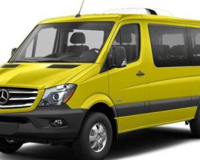 2016 Mercedes-Benz Sprinter Passenger Van 2500