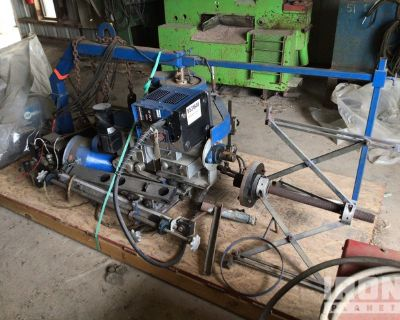 2010 Lincoln Electric LN-7 600 A Electric Welder