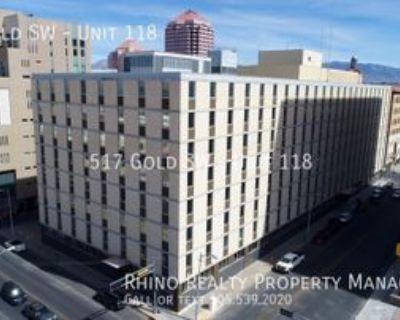 517 Gold Ave Sw #118, Albuquerque, NM 87102 Studio Apartment