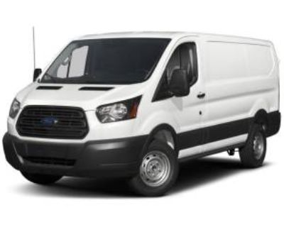 """2018 Ford Transit Cargo Van T-250 with Swing-Out RH Door 130"""" Low Roof 9000 GVWR"""