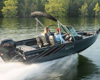 2021 Lowe FS 1800 Aluminum Fish Boats Lagrange, GA