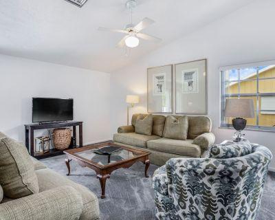 Amazing Home Close to the Beach W/free Wifi, Central AC, Private W/d, & Balcony - Bonita Springs