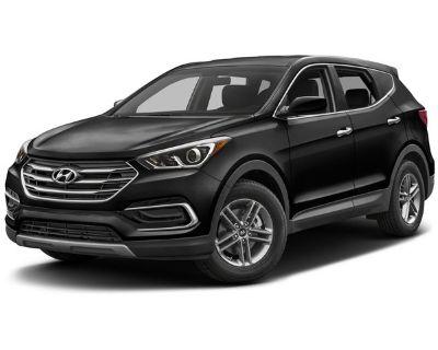Pre-Owned 2017 Hyundai Santa Fe Sport 2.4L AWD Sport Utility