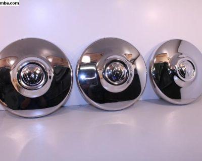 NOS 66-67 Type 3 Hubcaps