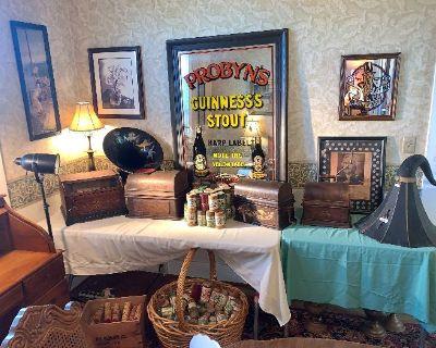 Huge Estate Sale 60 Plus Years of Treasures!