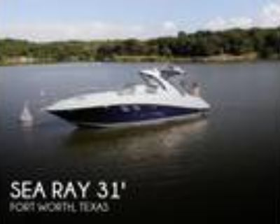 31 foot Sea Ray 310 Sundancer