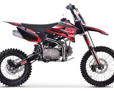 2021 SSR Motorsports SR125TR - BW Motorcycle Off Road Little Rock, AR