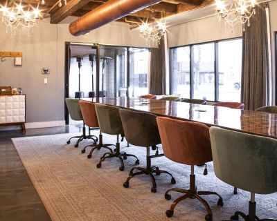 Modern Meeting Room in the Heart of Downtown Modesto, Modesto, CA