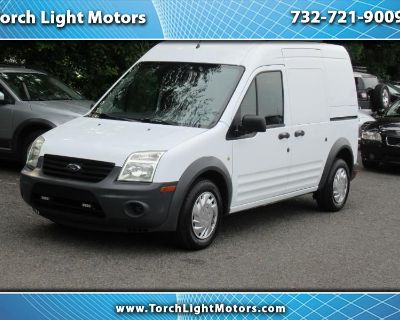 Used 2013 Ford Transit Connect XL with Side and Rear Door Glass