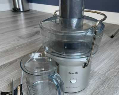 Breville Fountain Juicer