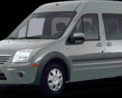 2012 Ford Transit Connect Wagon XLT Premium