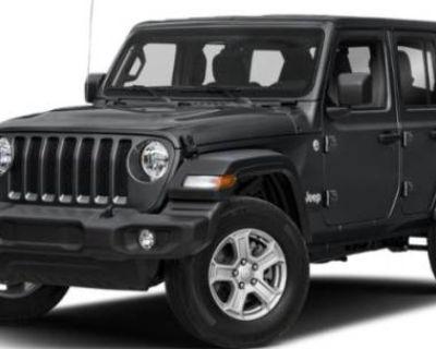 2020 Jeep Wrangler Willys