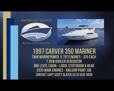 Carver - 350 Mariner