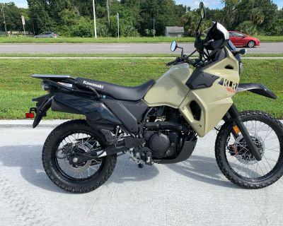 2022 Kawasaki KLR 650 Dual Purpose Orlando, FL