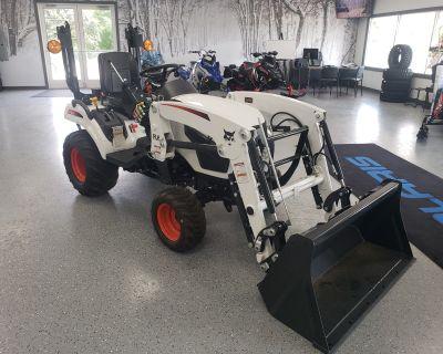 2021 Bobcat CT1025 HST Sub-Compact Tractors Tecumseh, MI