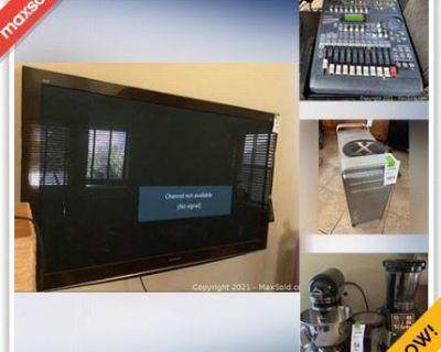 Los Angeles Estate Sale Online Auction - Marr Street