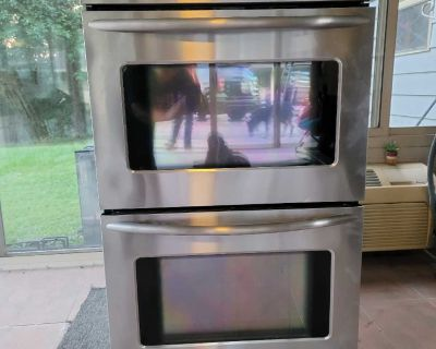 Frigidaire electric double oven
