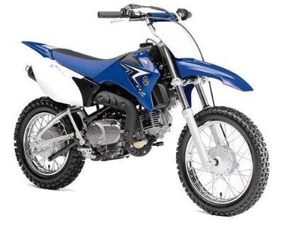 2011 Yamaha TTR110EA
