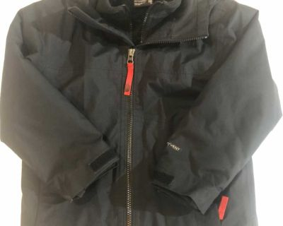 Toddler North Face 3:1 winter jacket