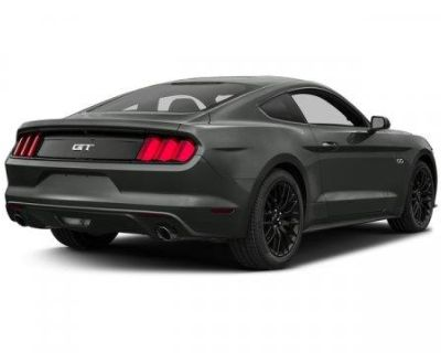 Pre-Owned 2017 Ford Mustang GT Premium RWD 2dr Car