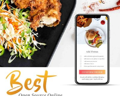 Online Food Ordering App   Mobile App For Restaraunt